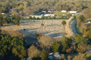 Cemetery in Ft.Valley